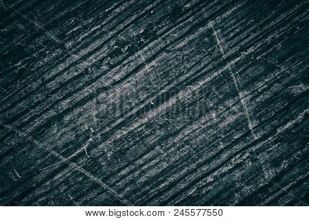 Old Weathered Concrete Wall. Aged Scratched Dark Grey Texture. Shabby Grunge Background