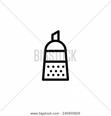 Sand Sugar Vector Icon On White Background. Sand Sugar Modern Icon For Graphic And Web Design. Sand