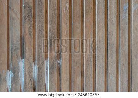 Dark Brown Wooden Wall Texture Pattern Background