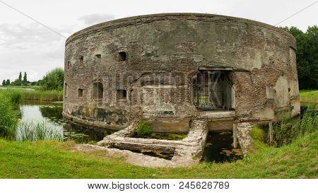 Tower Fort Uitenmeer Weesp