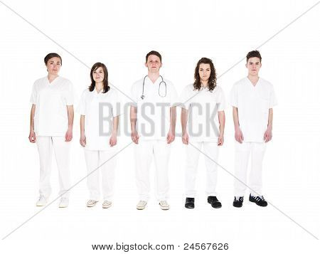 Doctor And Nurses