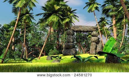 mysterios jungle