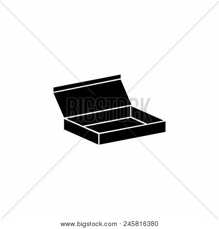 Candy Open Box Flat Vector Photo Free Trial Bigstock