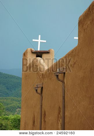 New Mexico Church