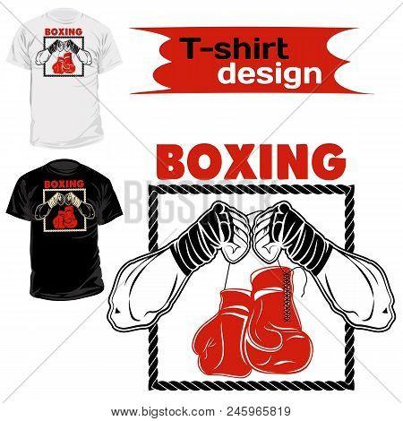 Vector Image Boxing Vector & Photo (Free Trial) | Bigstock