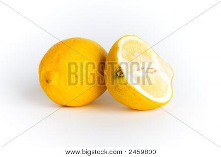 A Lemon And A Half