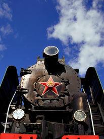 steam engine / locomotive