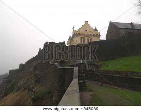 Sterling Castle Back Side