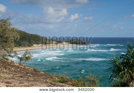 North Stradbroke Island, Queensland, Australia