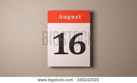 August 16 Elvis Presley Memorial Day Calendar Pages