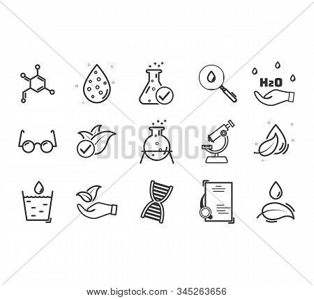 Set Of Icons For Different Medical Specialization. Anti-dandruff Flakes Free Icons. Dermatologically