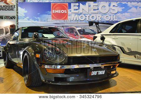 Pasay, Ph - Nov. 16: Datsun Car At Manila Auto Salon On November 16, 2019 In Smx Convention Center,