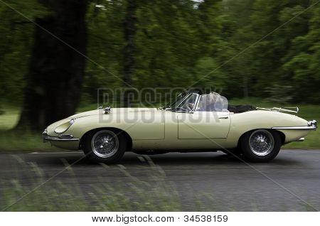 Jaguar E-type From 1968