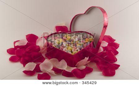 A Heart Shaped Box