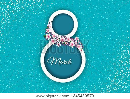 8 March, Womens Day Background, Womens Day Banners, Womens Day Flyer, Womens Day Design, With Flower