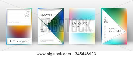 Flyer Layout. Stylish Flawless Template For Brochure, Annual Report, Magazine, Poster, Corporate Pre