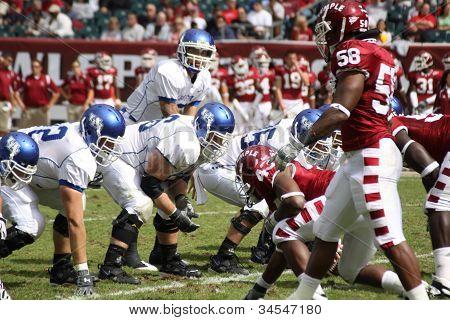 Buffalo Quarterback Zach Maynard