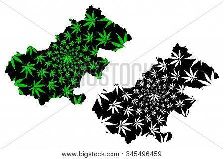 Satu Mare County (administrative Divisions Of Romania, Nord-vest Development Region) Map Is Designed