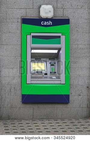 Automated Teller Machine Cashpoint Hole In The Wall