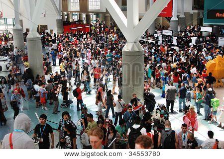 Los Angeles, CA  Anime Expo 2012