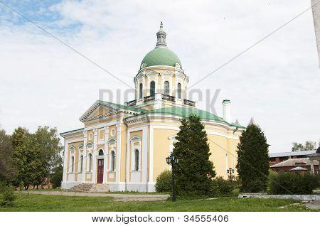 John The Precursor Church In Zaraysk