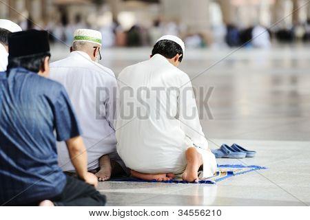 Islamische Gebet