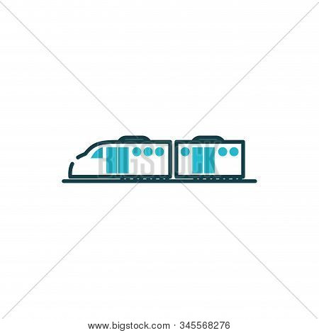 Bullet Train Vehicle Design, Transportation Travel Trip Urban Motor Speed Fast Automotive And Drivin