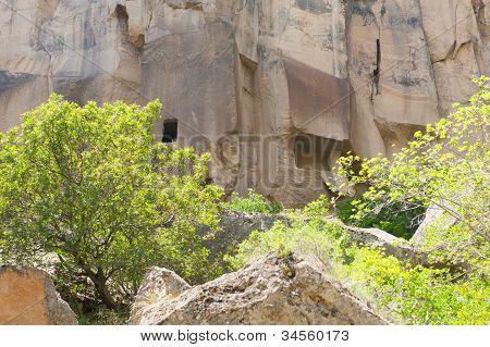 Caves In Ihlara