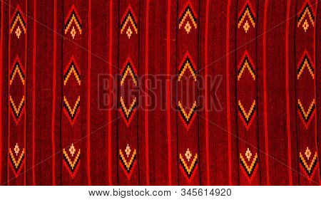 Romanian Folk Seamless Pattern Ornaments. Romanian Traditional Embroidery. Ethnic Texture Design. Tr