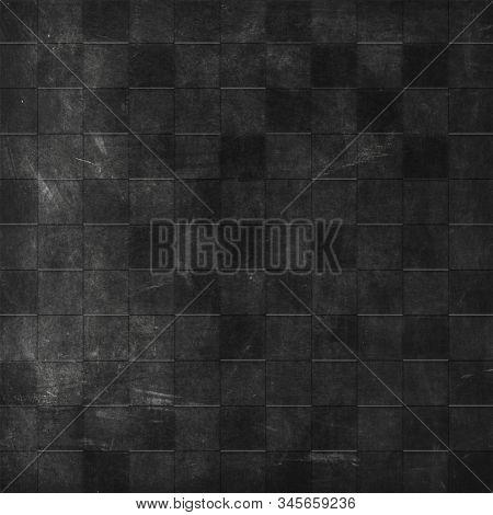 Grunge style checkerboard texture background