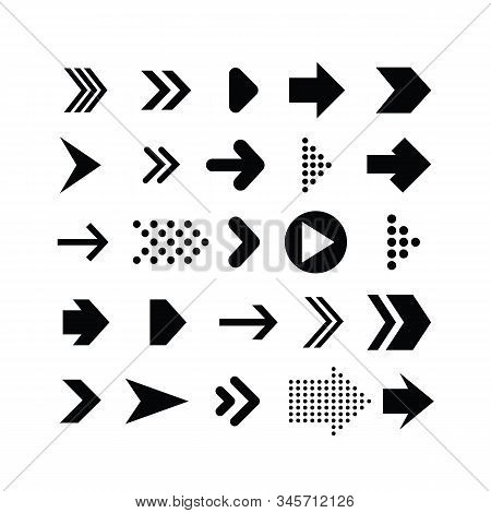 Set Right Arrow Icon, Right Arrow Icon Eps10, Right Arrow Icon Vector, Right Arrow Icon Eps, Right A