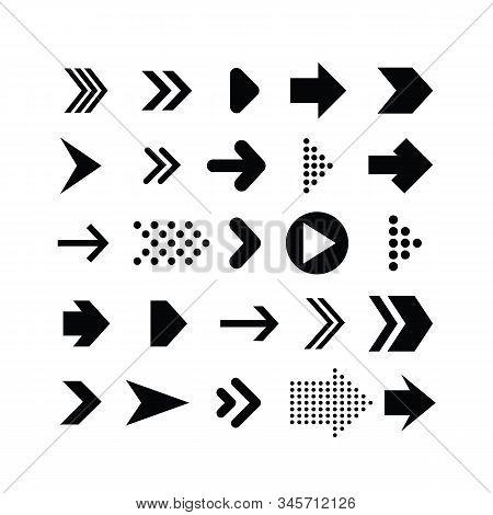 Set Right Arrow Icon, Right Arrow Icon Eps10, Right Arrow Icon Vector, Right Arrow Icon Eps, Right A