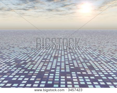 Grid Progress To The Light