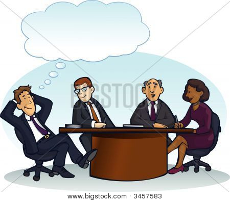 Vector Boardroom