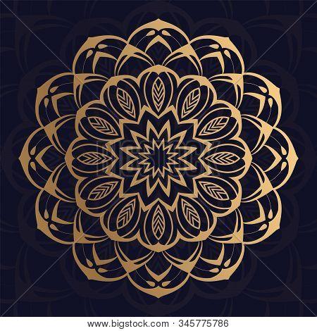 Vintage vector handmade round mandala elements. Luxury festive background. wadding mandala, invitations with a mandala pattern. Islamic, Arab, Indian, Turkish, Ottoman, Pakistani ornaments
