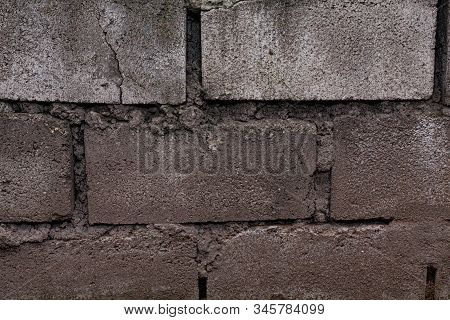 Old Brick Wall Texture Background. Stock Photo Old Brick.