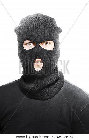 Wild Eyed Masked Bandit