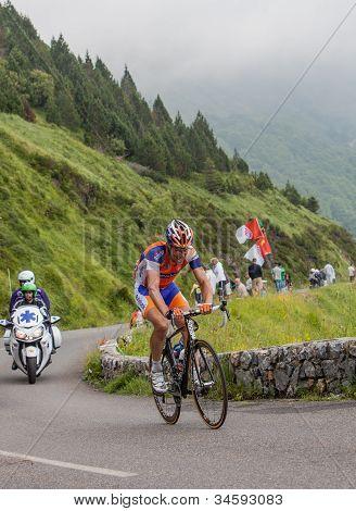 The Cyclist Maarten Tjallingi