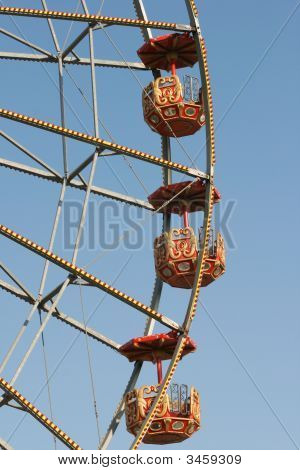 Wheel Baskets
