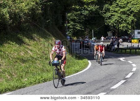 Amateur Cyclists