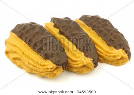 traditional dutch cookies called