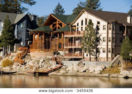 Shoreline Cabins At Big Bear Lake