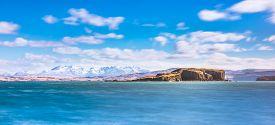 Isle Of Skye Landscape - Atlantic Ocean, Mountains, Wilderness