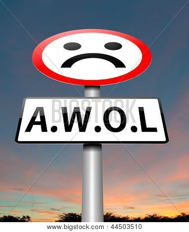 Awol Concept.