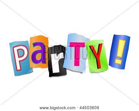 Party Concept.