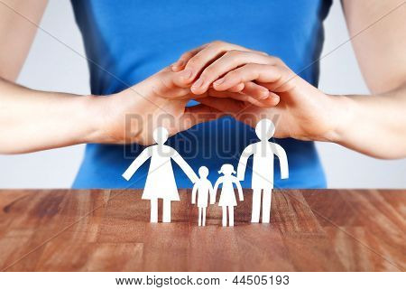 Protecting A Family