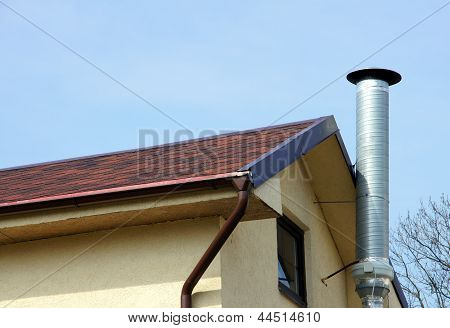 House And Pipe