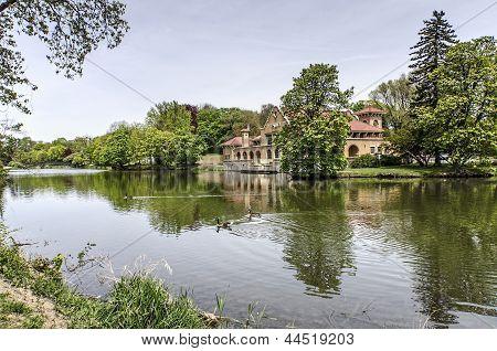 Washington Park Lake - Albany, NY