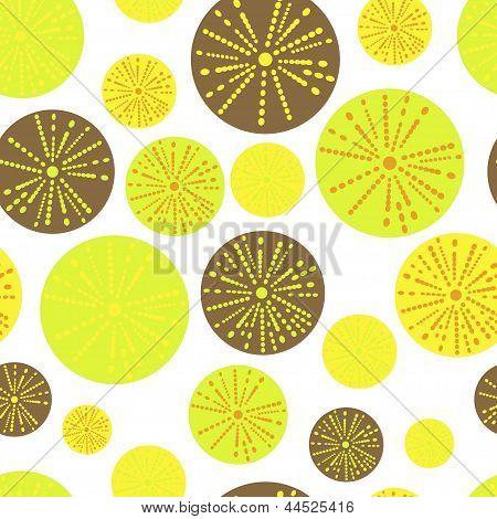 seamless spring pattern.