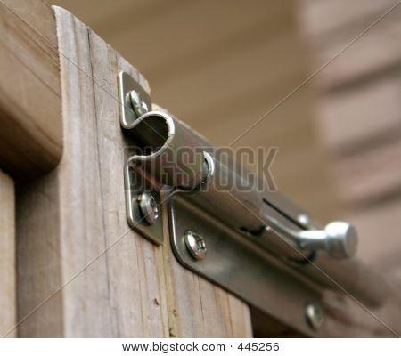 Unlocked Latch